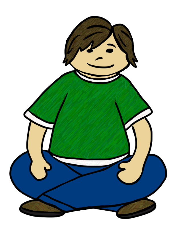 Sit down clipart free images 2