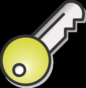 Skeleton key clip art clipart 2 2
