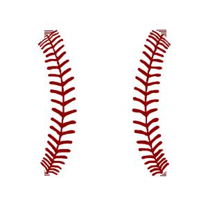 Small baseball clipart 2