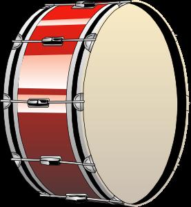 Snare drum clipart vector clip art free design