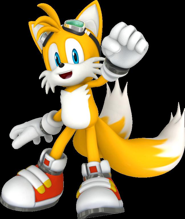 Sonic clip art 11