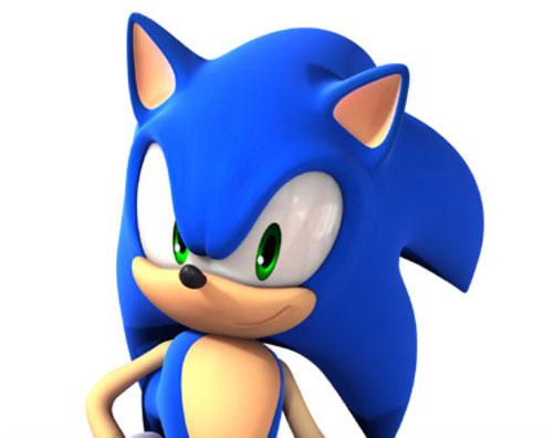 Sonic clip art 19