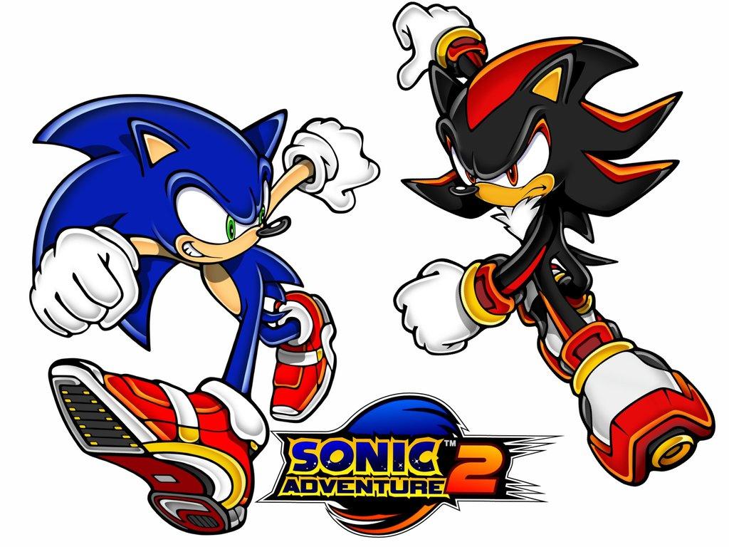 Sonic clip art 5
