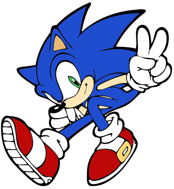 Sonic the hedgehog clip art images cartoon 6