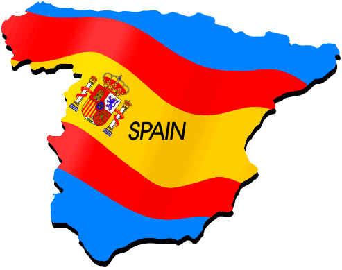 Spanish class spanish school clipart 3