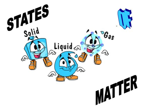 States of matter clip art states of matter powerpoint