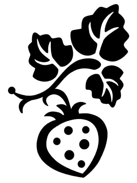 Strawberry clip art at vector famclipart
