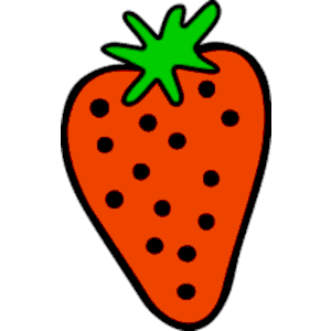 Strawberry clip art free clipart images clipart