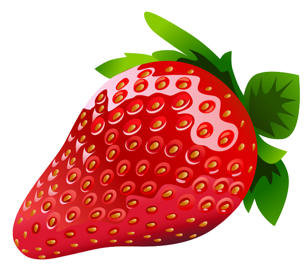 Strawberry clipart 4