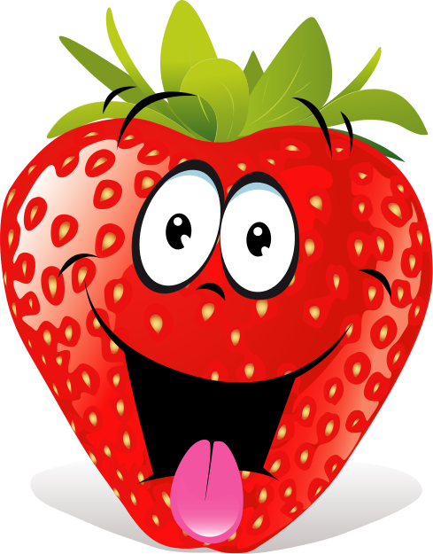 Strawberry free to use clip art 2