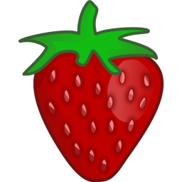 Strawberry free to use clip art 3