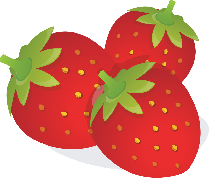 Strawberry free to use clip art