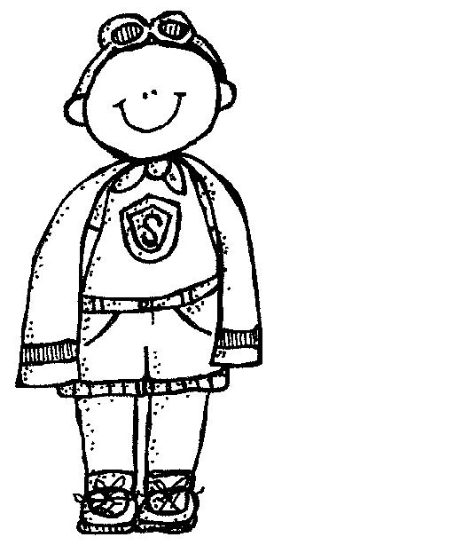 Superhero  black and white superhero clipart black and white free