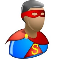 Superman clip art clipart free to use resource 2
