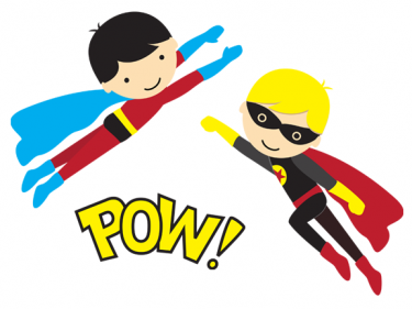 Superman clip art kids free clipart images 3