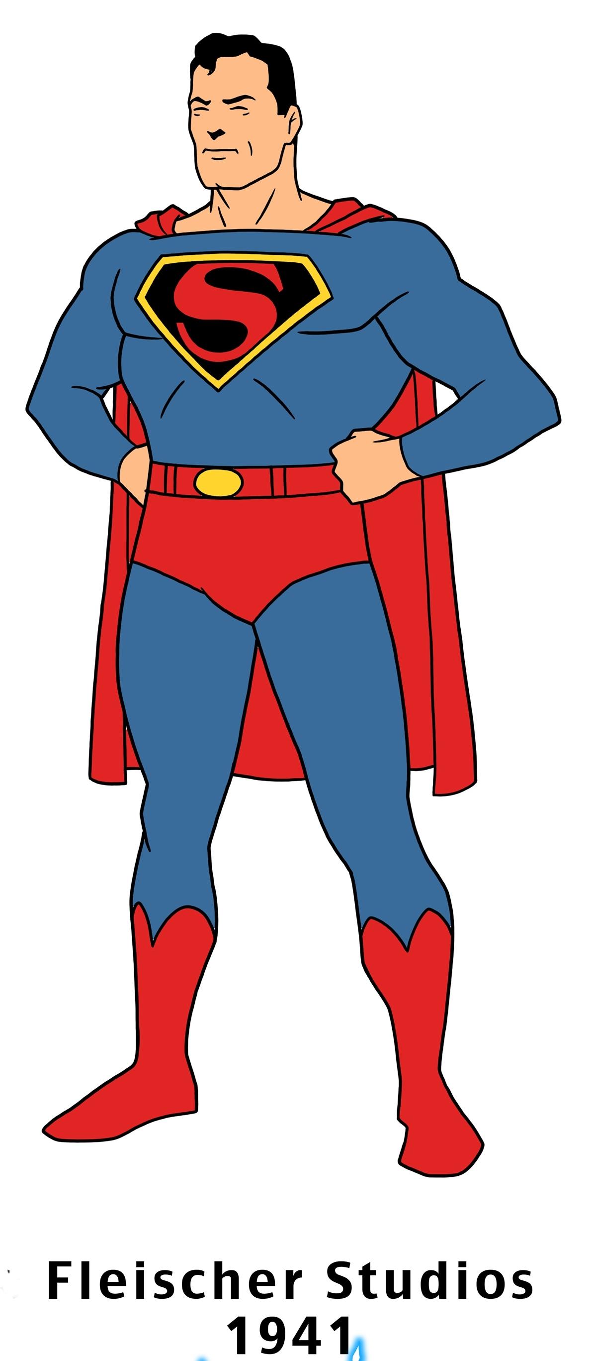 Superman clip art logo free clipart images