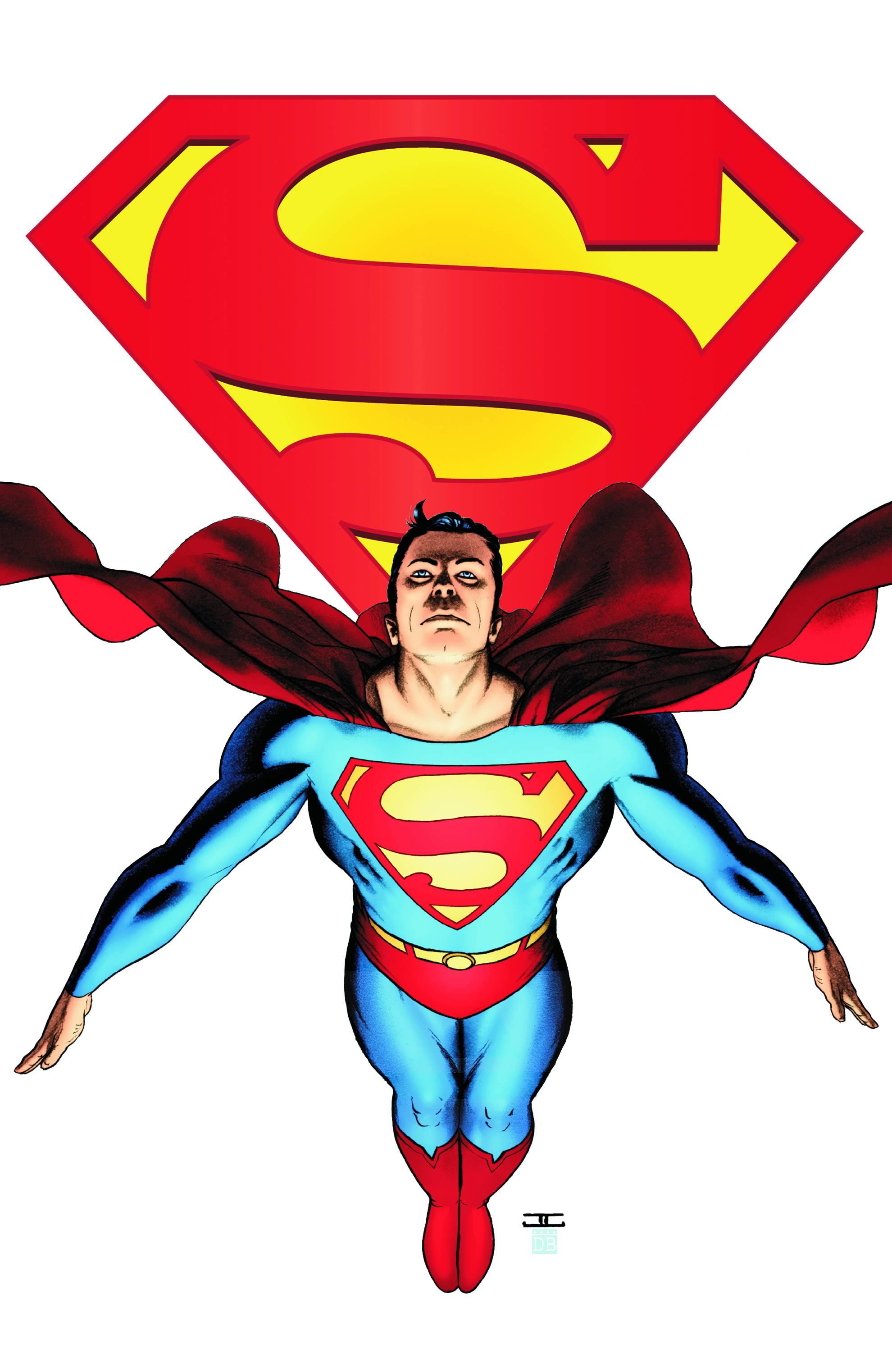 Superman clipart 4