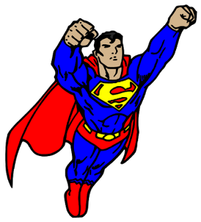 Superman clipart free images 4