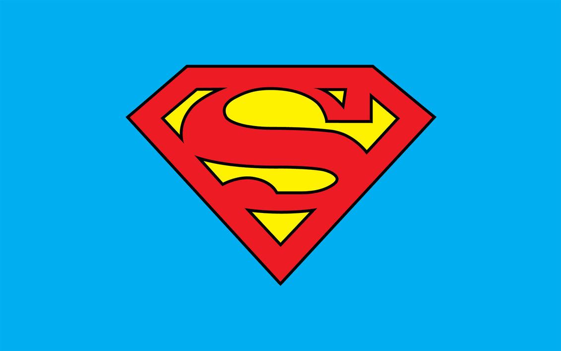 Superman clipart logo 2