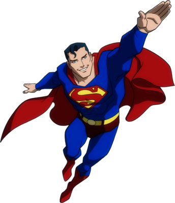Superman clipart oh my fiesta for geeks