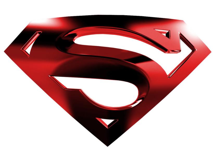 Superman logo clip art 2