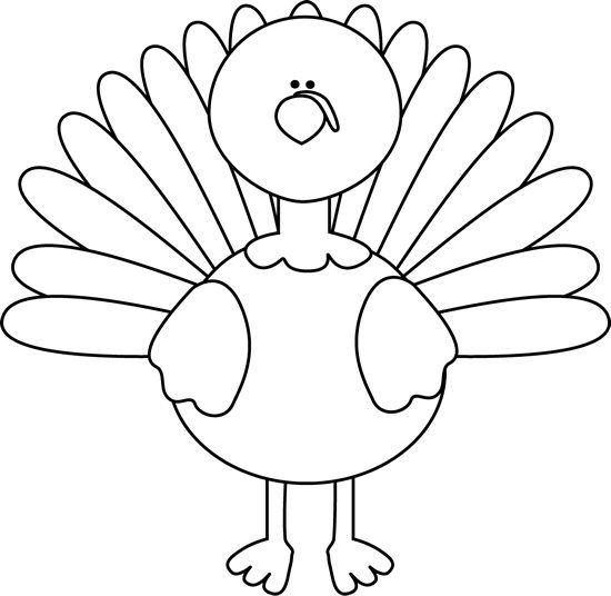 Turkey  black and white free black and white turkey clipart 2