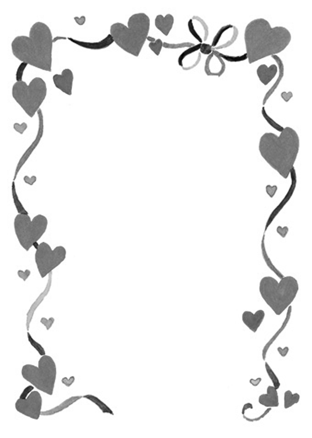 Wedding borders free clip art borders wedding clipart images 2