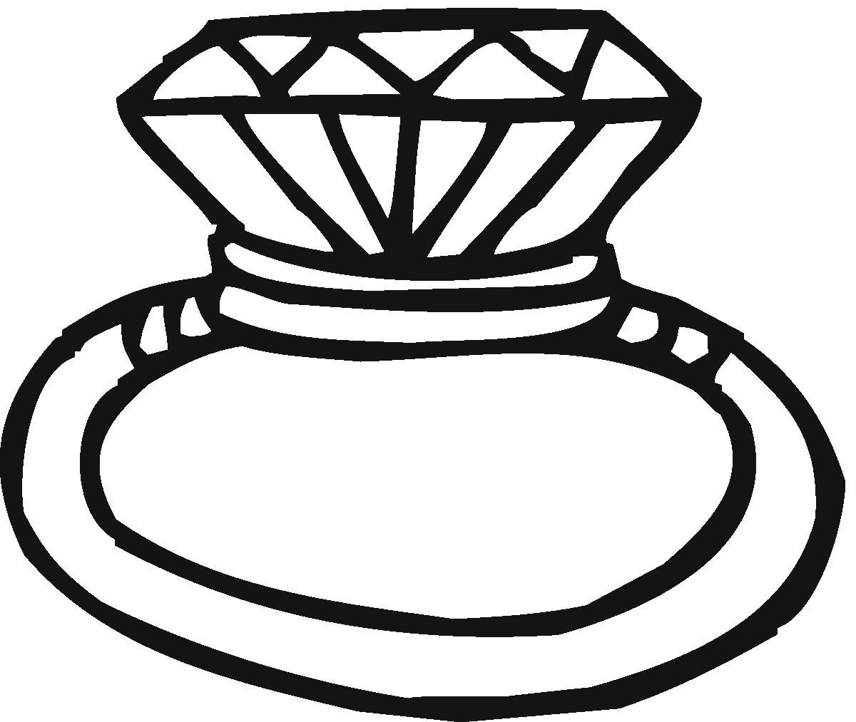 Wedding ring clipart clipart superman memorial day 2
