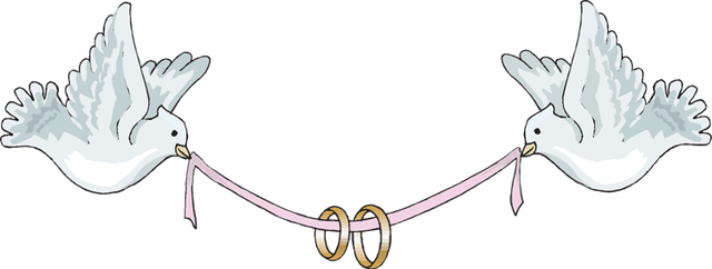 Wedding ring engagement clipart free cliparts and 2