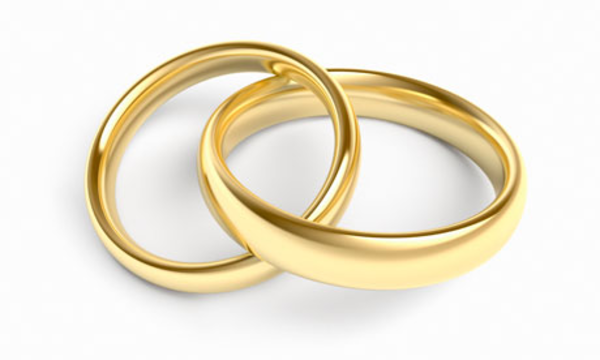 Wedding ring wedding and engagement clipart free graphics 3