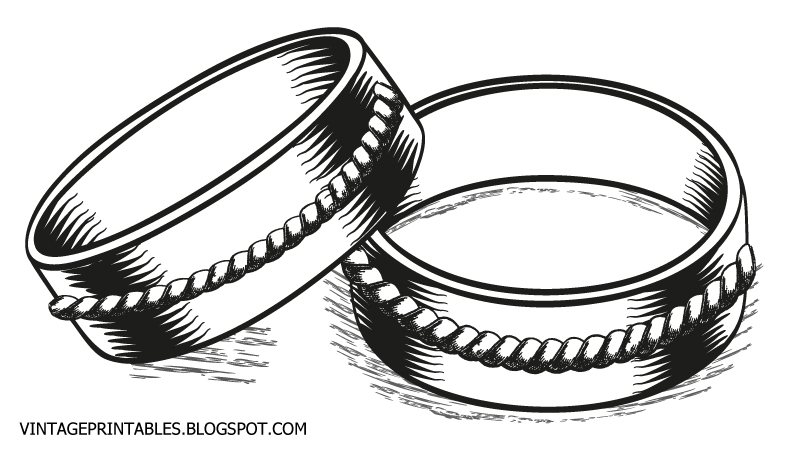 Wedding ring wedding and engagement clipart free graphics