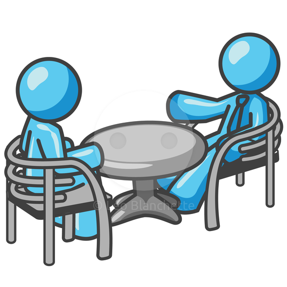 Wrap up meeting clipart 4