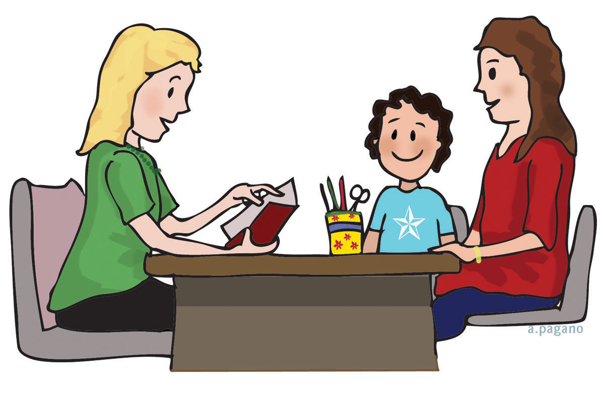 Wrap up meeting clipart