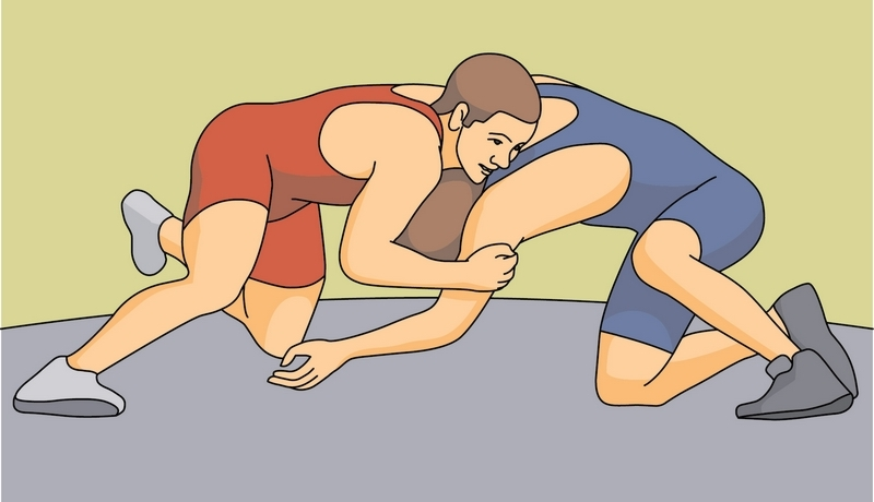 Wrestling clip art free download clipart images 3 2