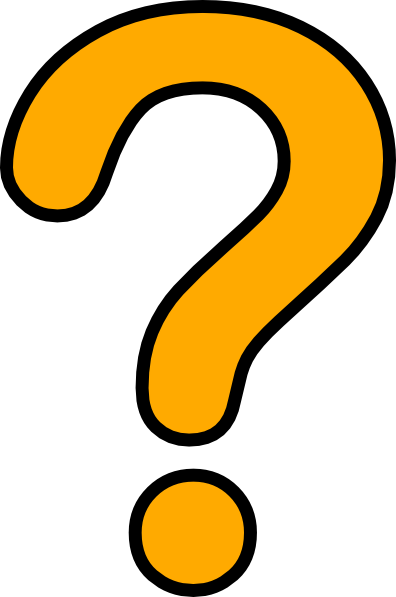 Animated question mark clipart 5
