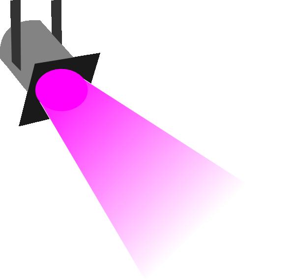 Animated spotlight clipart 2
