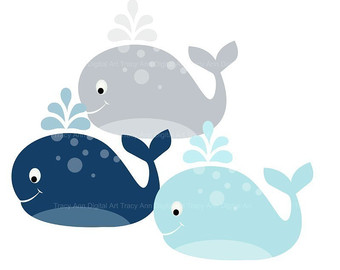 Baby whale baby shower whale clipart free images 2