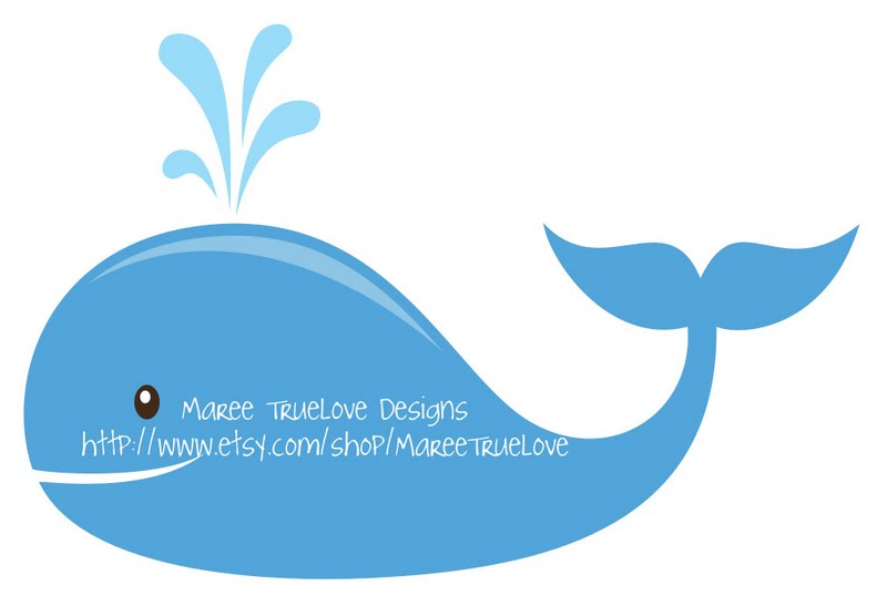 Baby whale clip art free clipart images 3