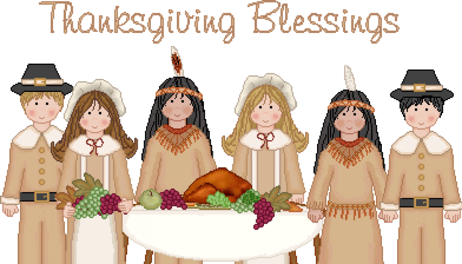 Blessings clip art indians free clipart images