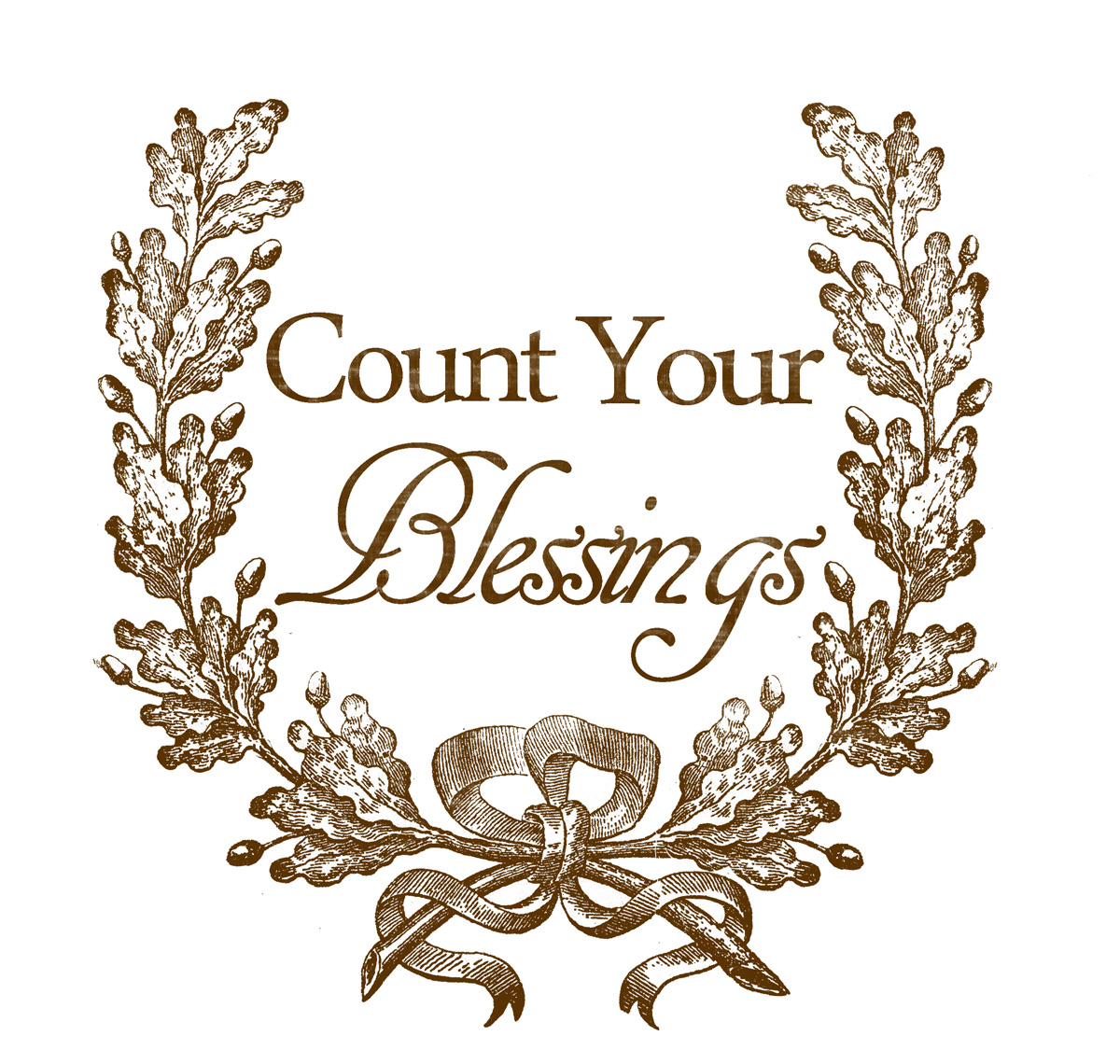 Blessings clipart 5