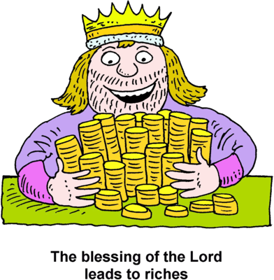 Cash is king clipart 4
