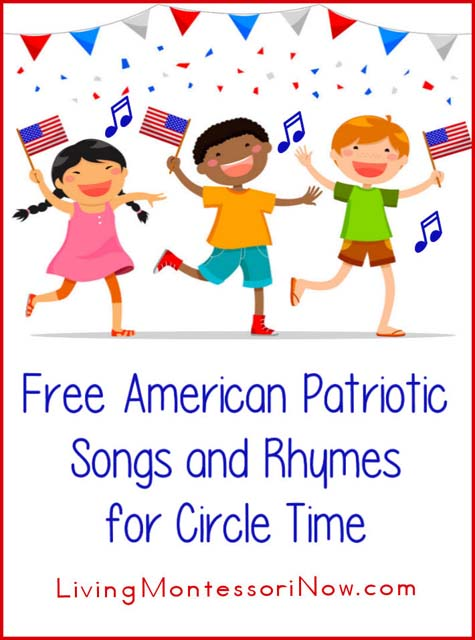 Circle time archives living montessori now clip art 2