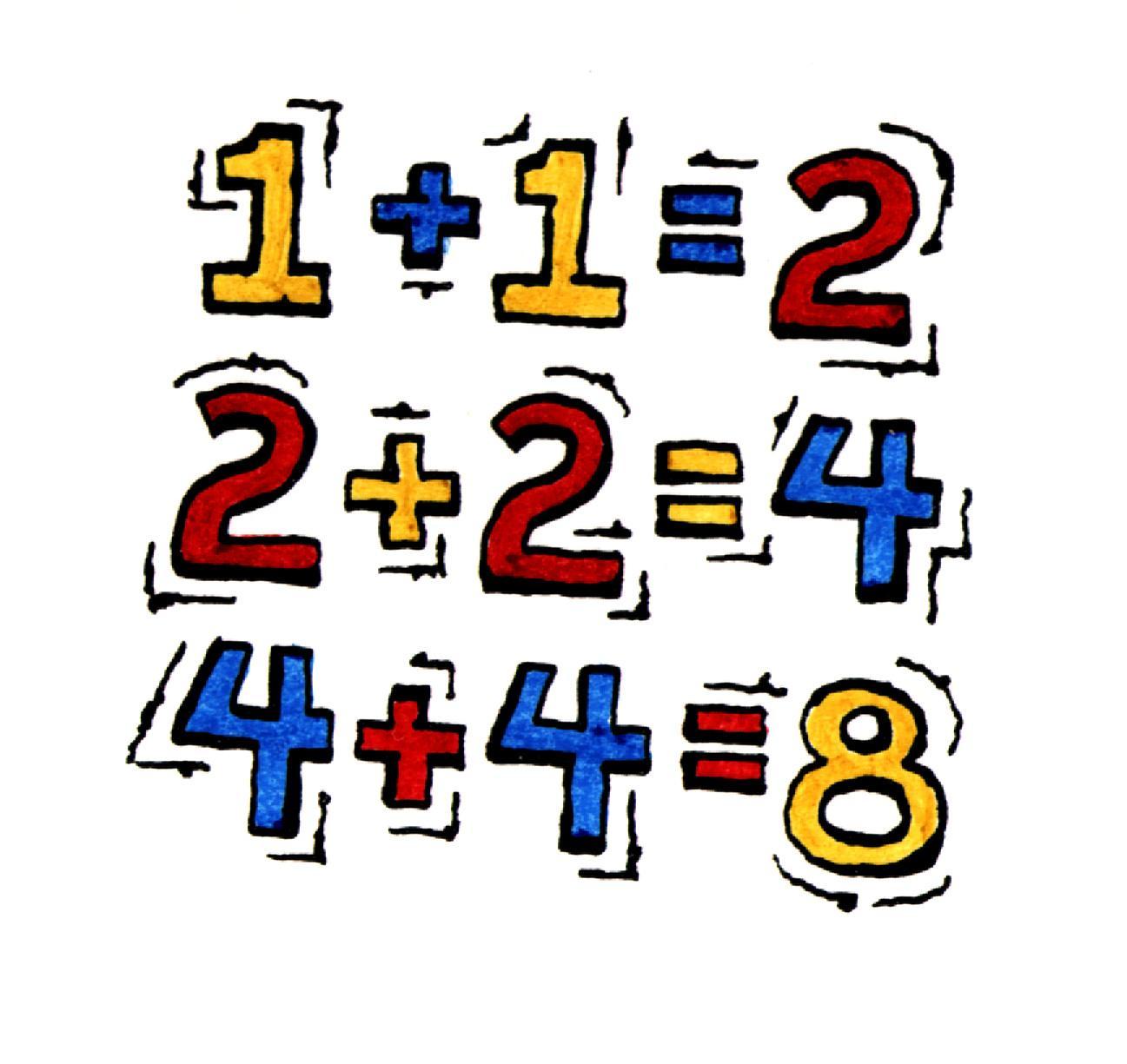Clip art kindergarten math clipart 3
