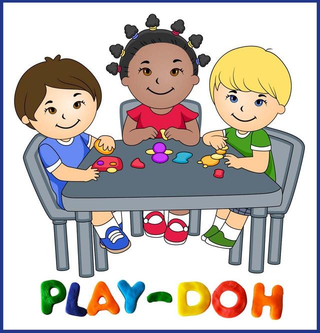 Clip art preschool outside play clipart 3