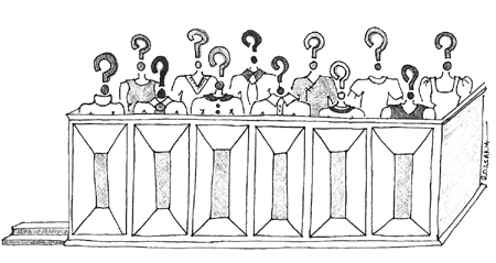 Courthouse jury duty clipart 5