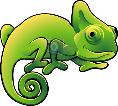 Cute lizard clipart free images 7