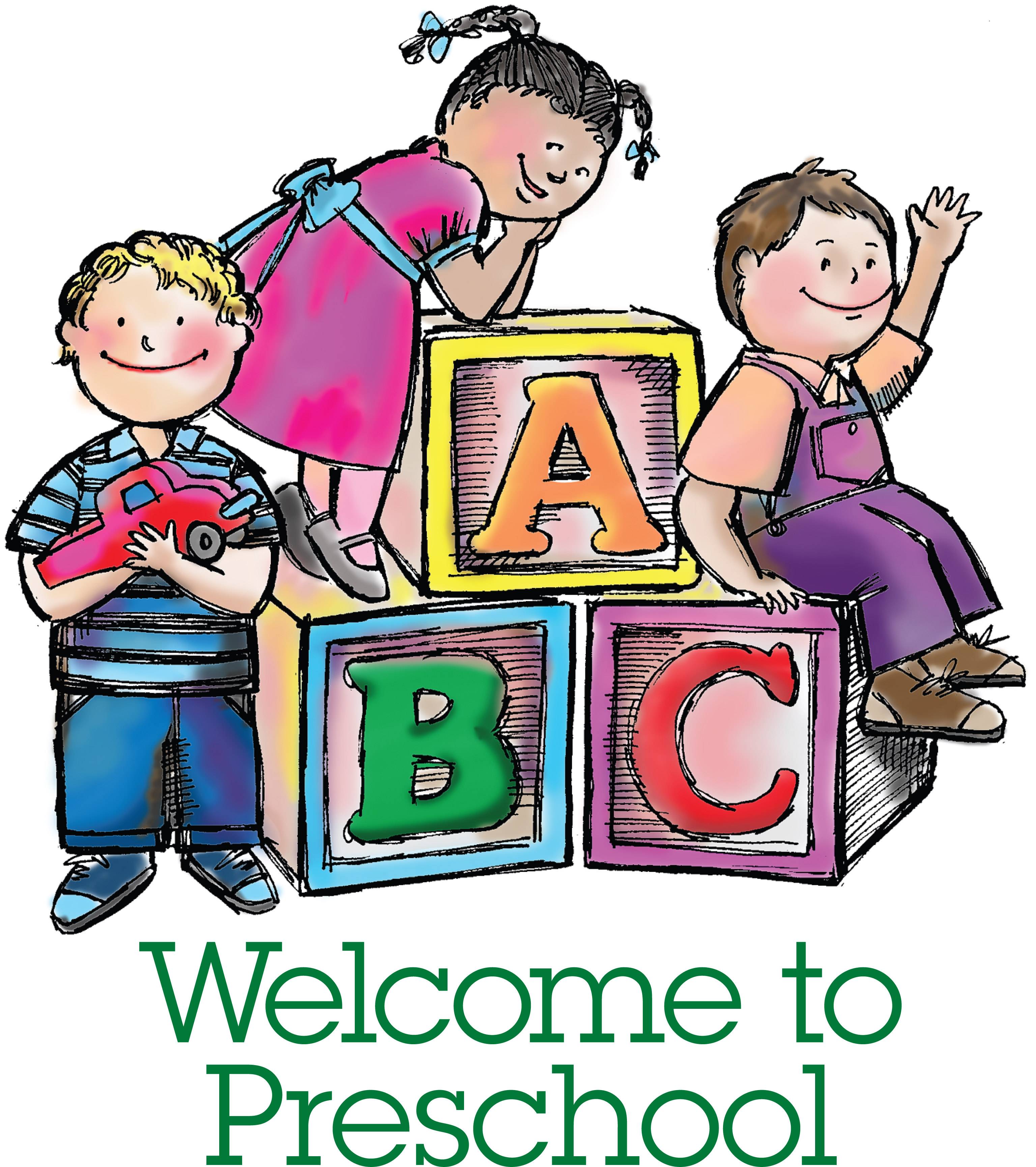 Day care circle time clipart 2