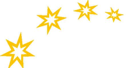 Disney shooting star clipart