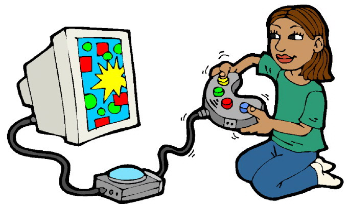 Free clip art children playing clipart images 3