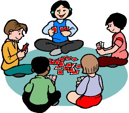 Free clip art children playing clipart images 6